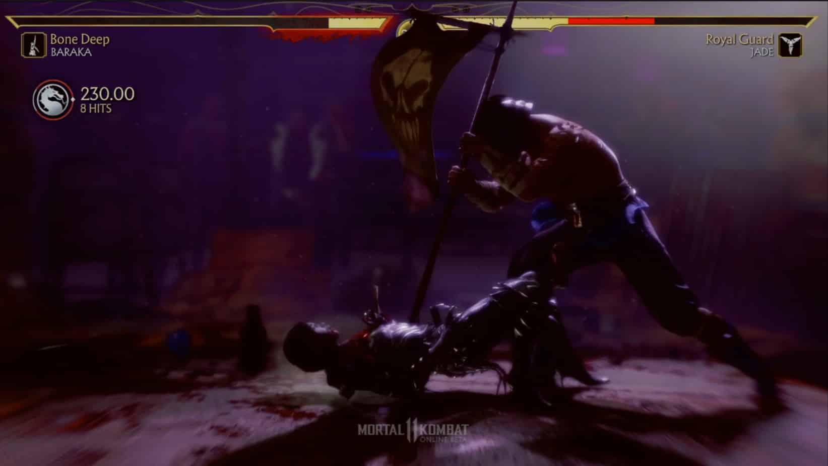 Mortal Kombat 11 beta preview