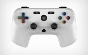 Google gaming controller