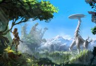 Horizon Zero Dawn 2 guerrilla games ps4 exclusive