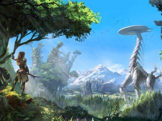 Horizon Zero Dawn 2 guerrilla games ps4 exclusive