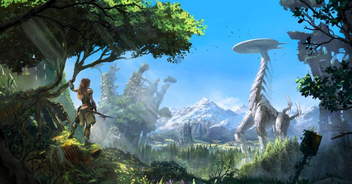Free Games Play At Home Horizon Zero Dawn PC System Requirements Steam 2 guerrilla games ps4 exclusive Horizon Zero Dawn Complete Edition