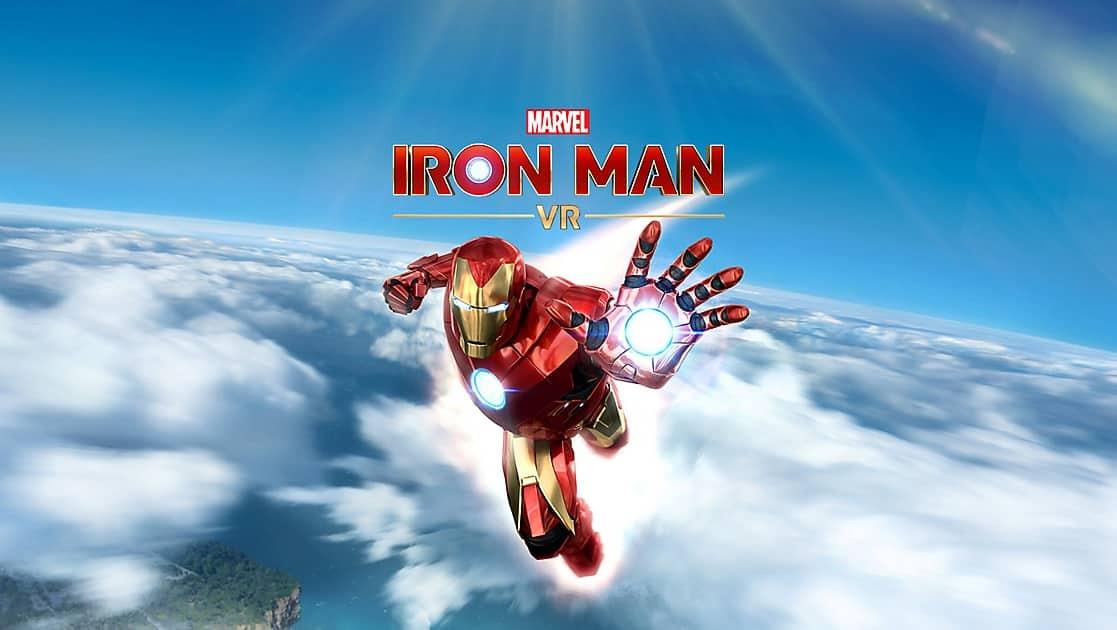 Marvels Iron Man VR Demo