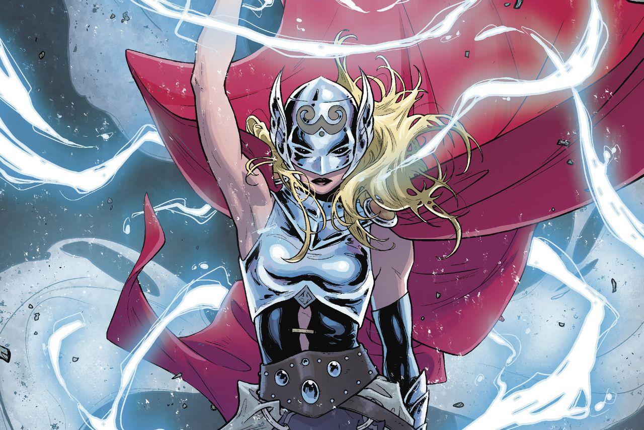 Marvel Females