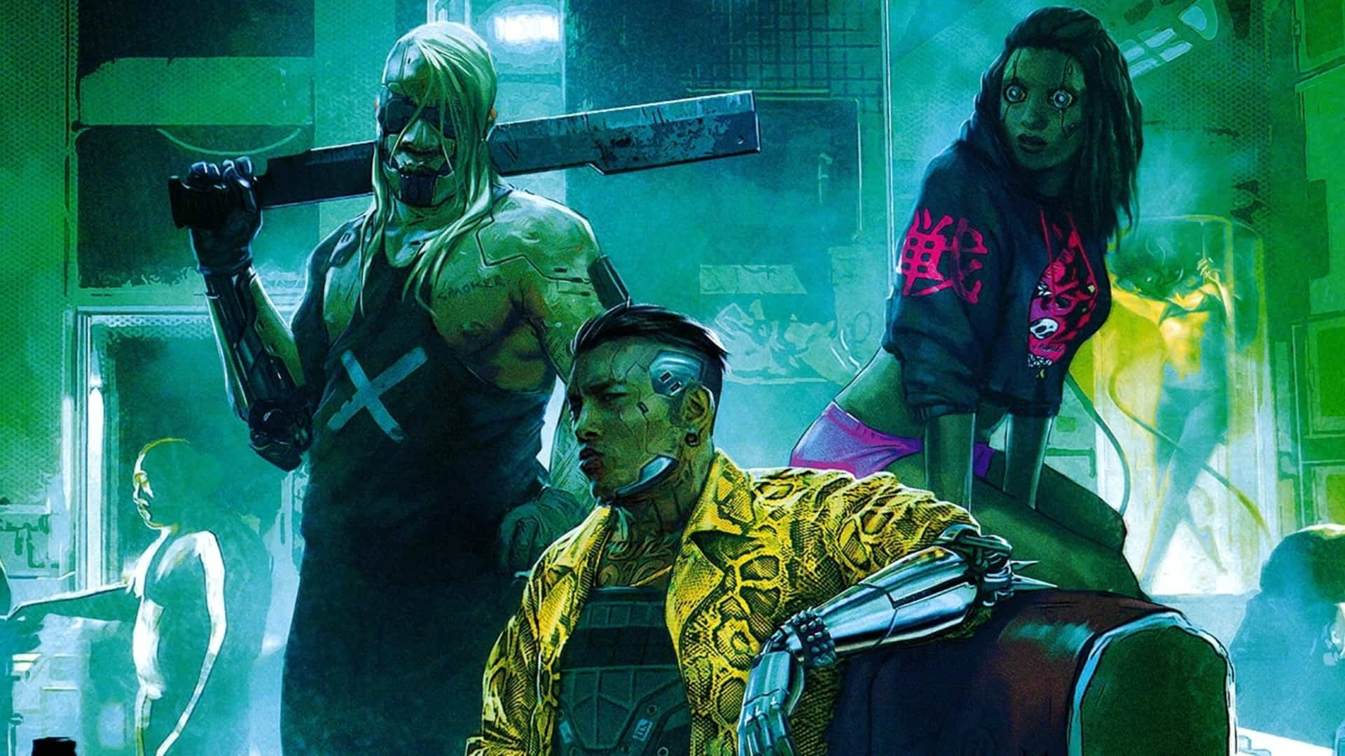 Cyberpunk 2077 multiplayer free dlcs cd projekt red