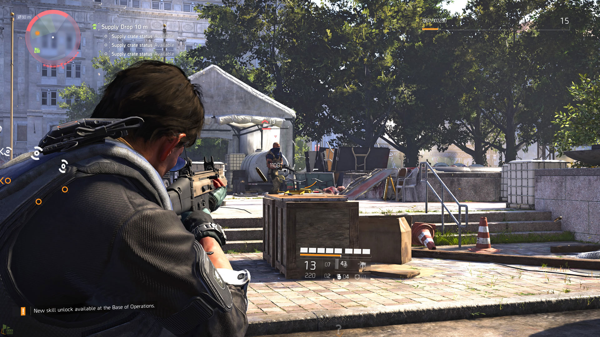 The Division 2 Review-in-Progress
