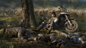 Days Gone PC Requirements Steam New Game Plus mode