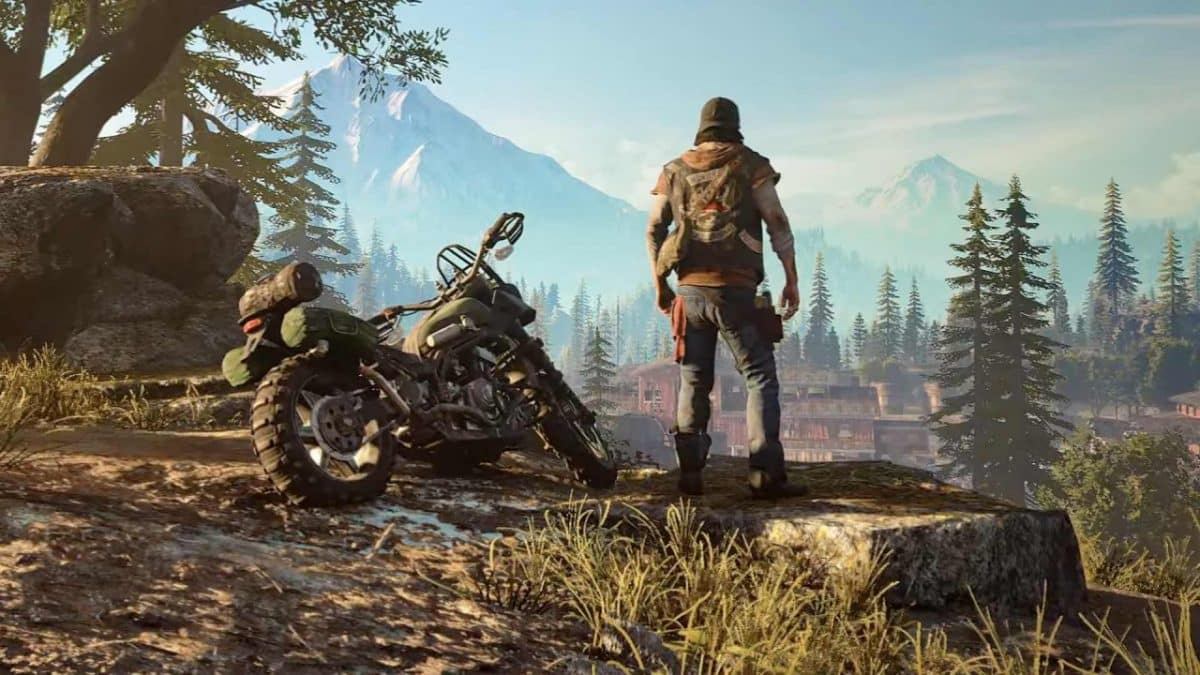 Days Gone Sequel PS5 New Game Plus mode PlayStation PC