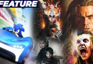 Shazam Video Game References