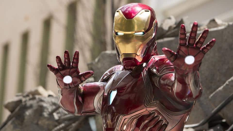 Iron Man Fortnite