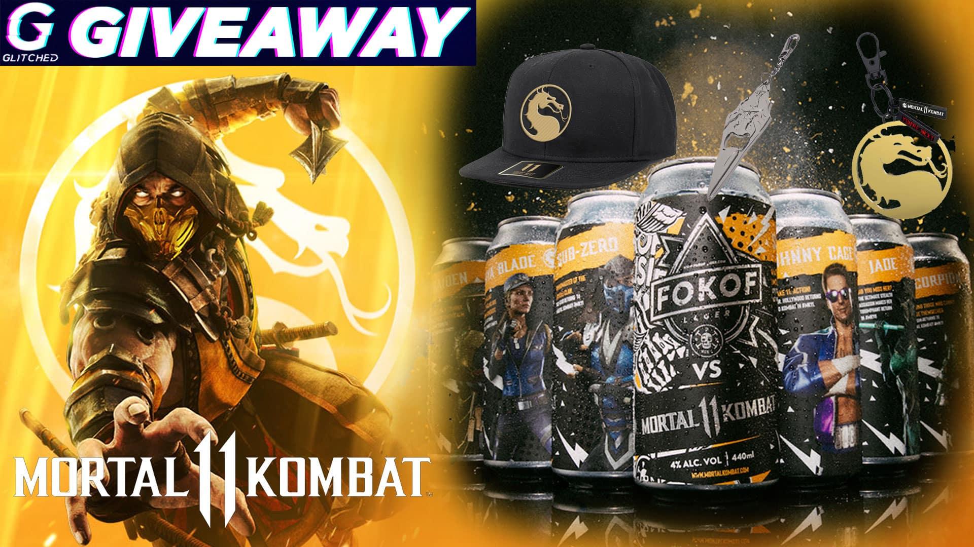 Mortal Kombat 11 Hamper