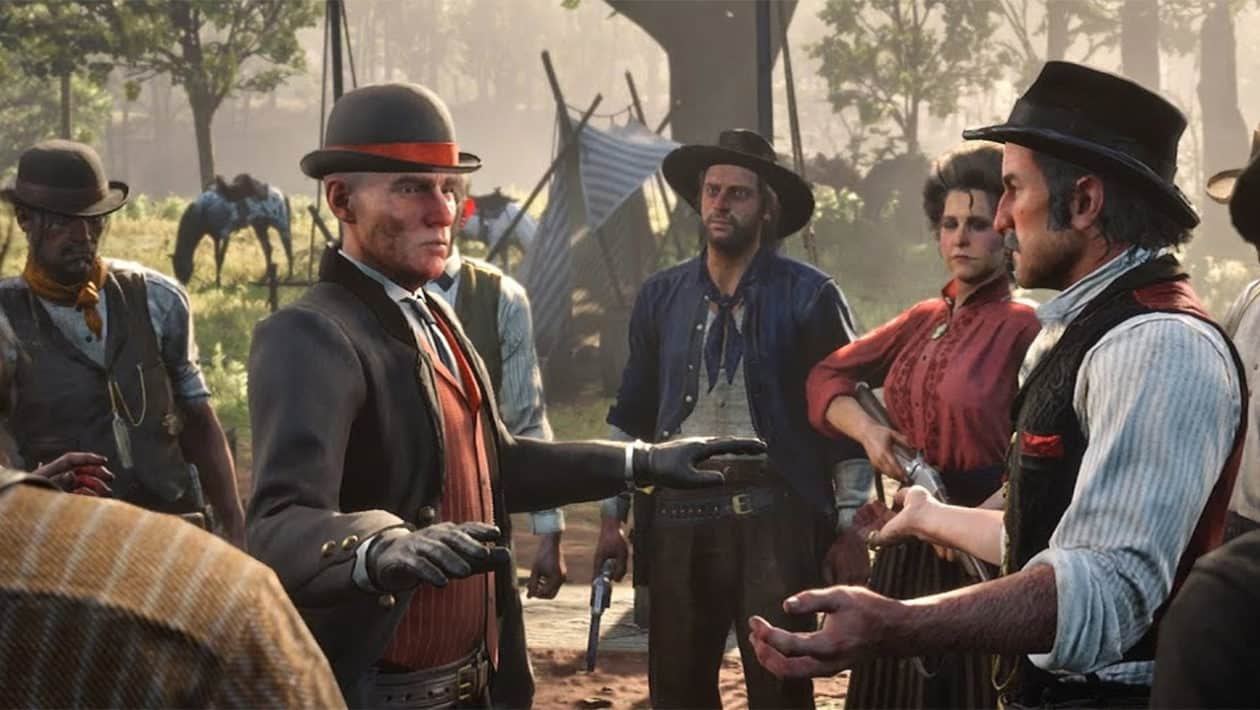 Red Dead Redemption 2 PC issues rockstar games GeForce drivers