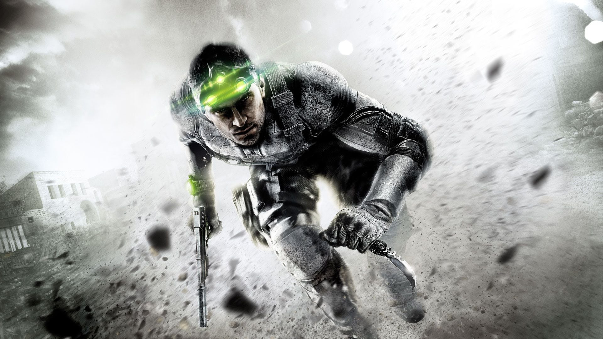 next Splinter Cell game