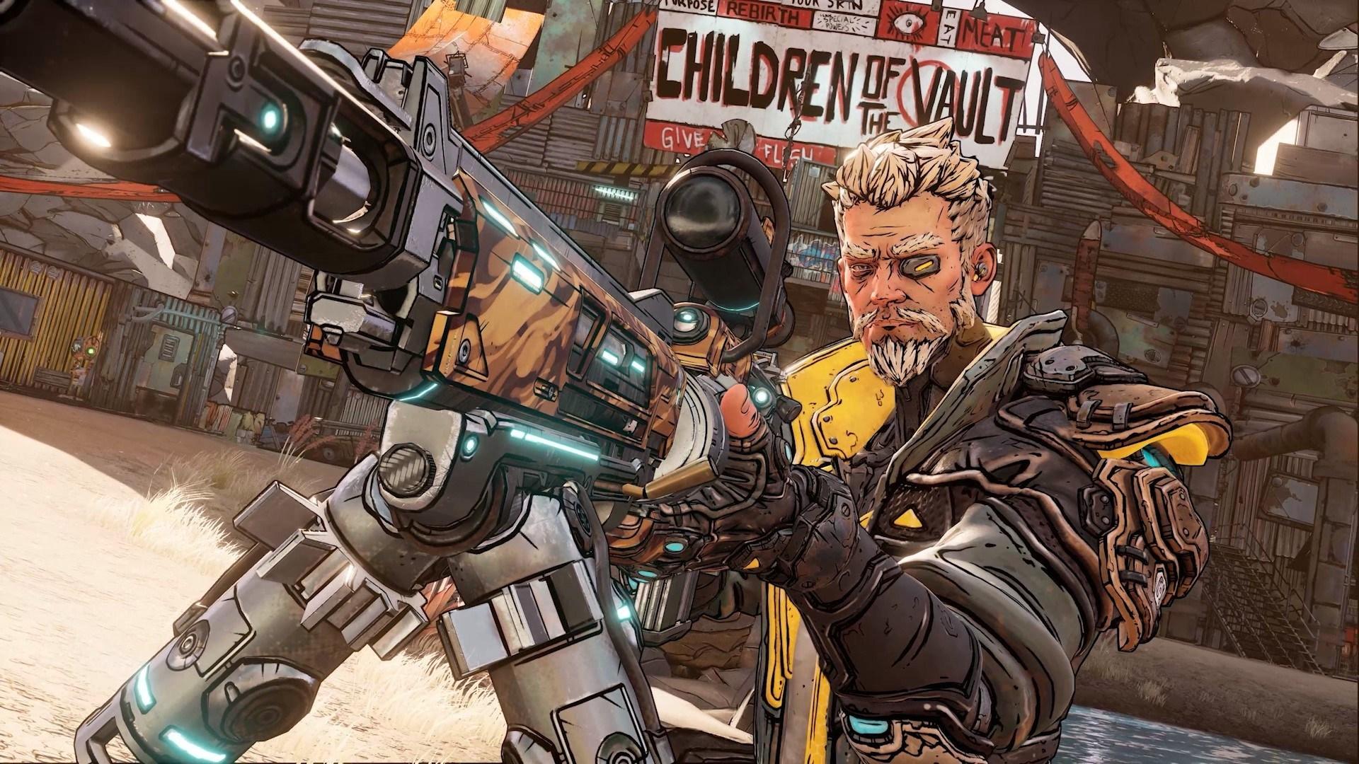 Borderlands 3 Weapons