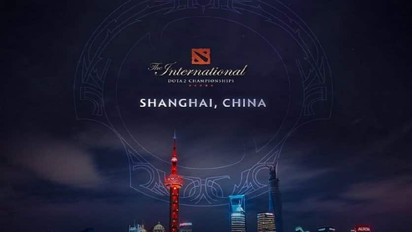 The International 2019 dates