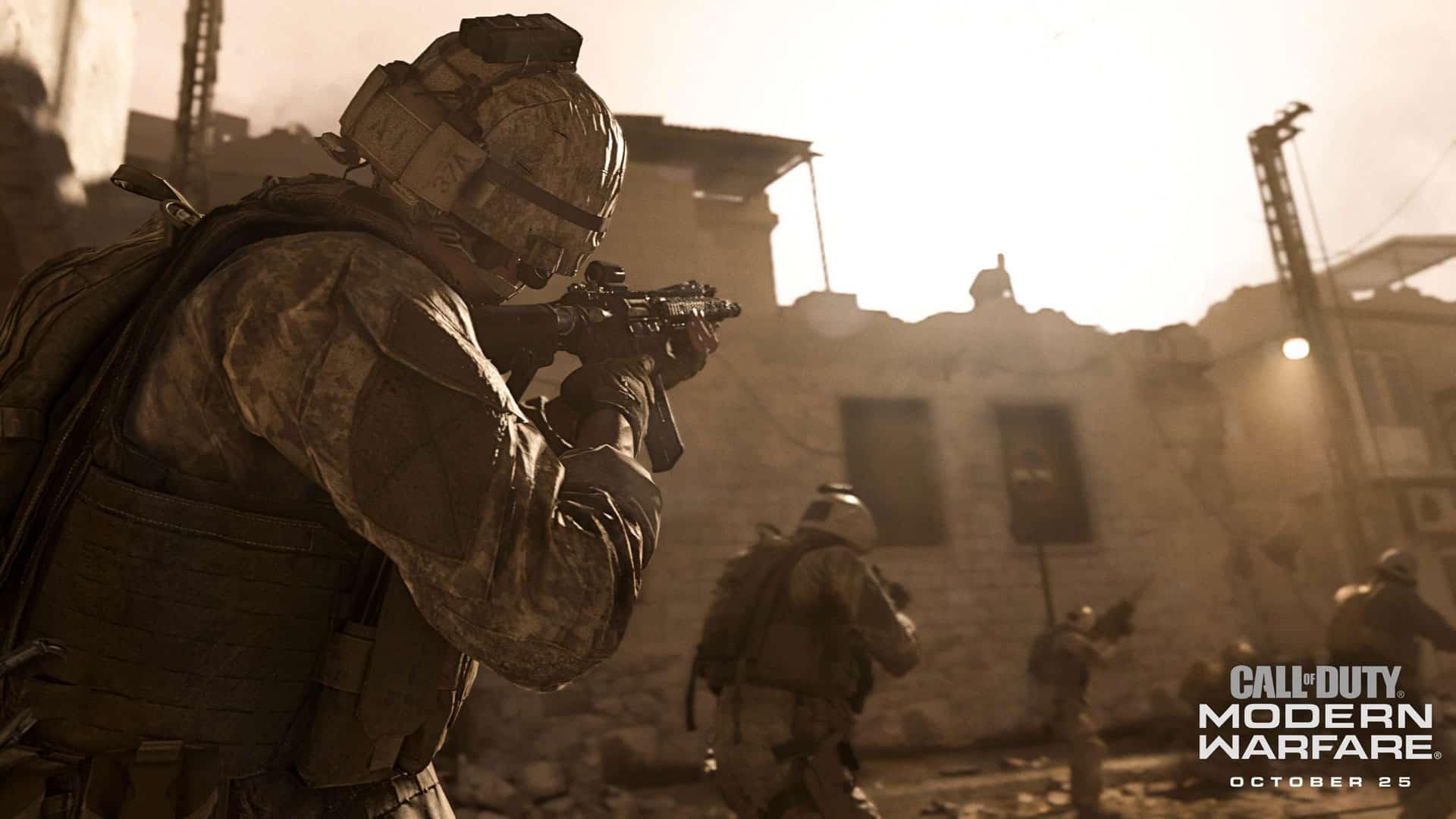 Call of Duty: Modern Warfare update 1.09
