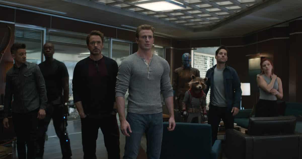 Avengers Paychecks