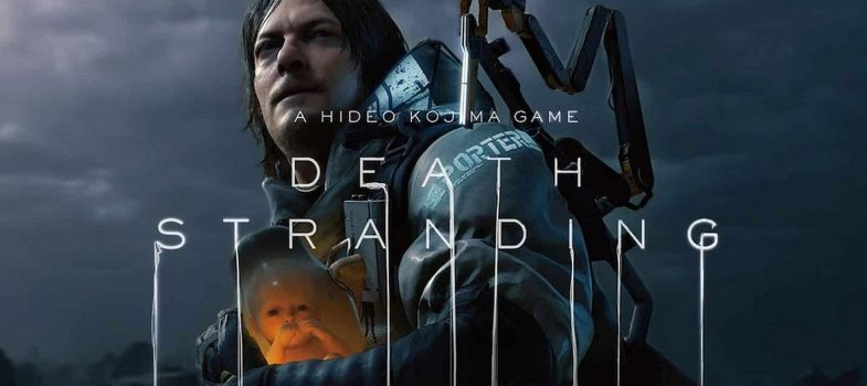 Norman Reedus Takes a Leak in the First Death Stranding Gameplay Trailer