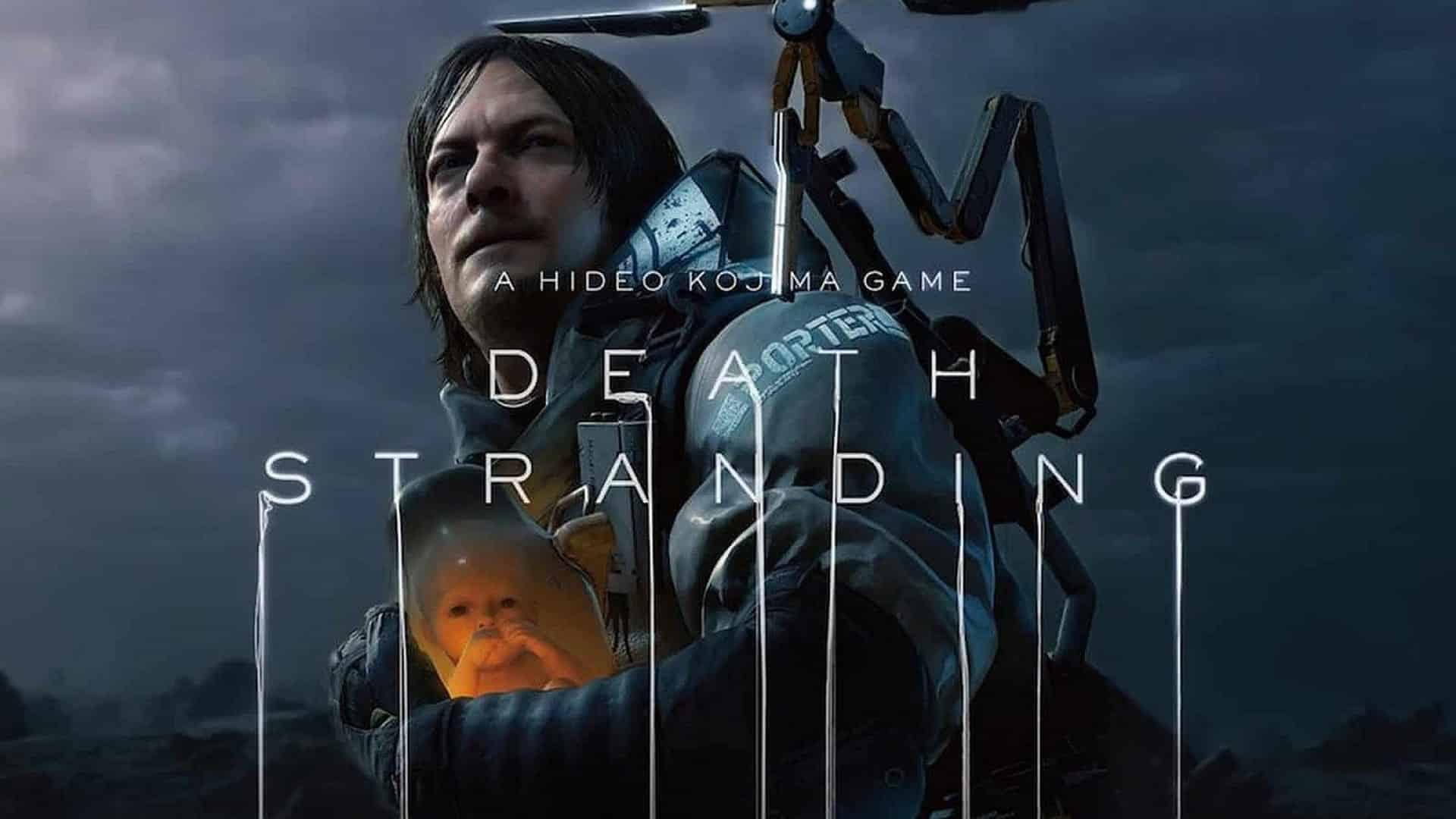 Death Stranding PC 505 games launch trailer sony kojima productions November 2019 game releases Star Wars Jedi Fallen Order Need for Speed Heat Pokemon Sword and Shield