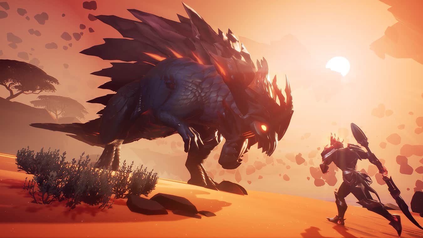 Dauntless update pheonix labs aether unbound free-to-play
