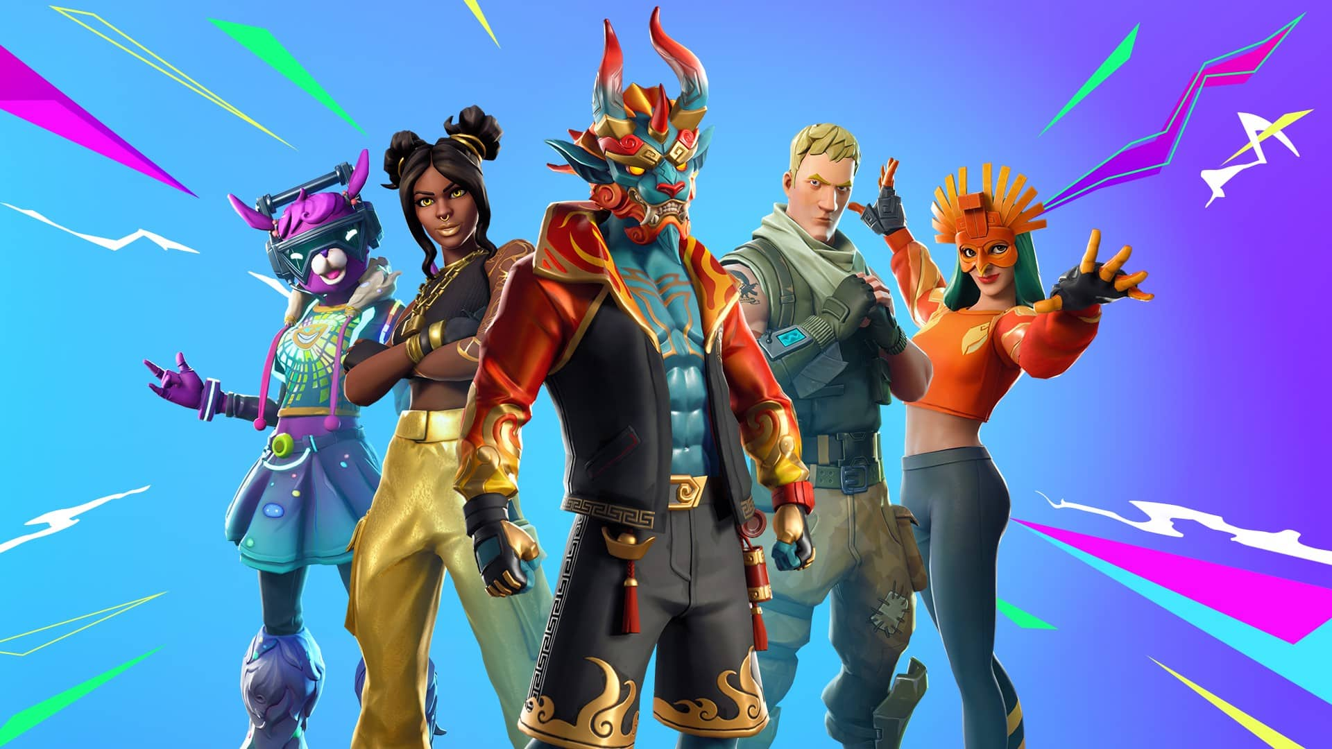 Fortnite Next Gen Runs At 4k 60fps On Ps5 And Xbox Series X Supports Dualsense