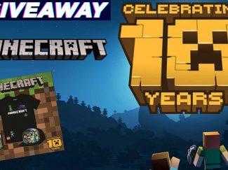 Minecraft Giveaway