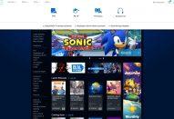PlayStation Web Store
