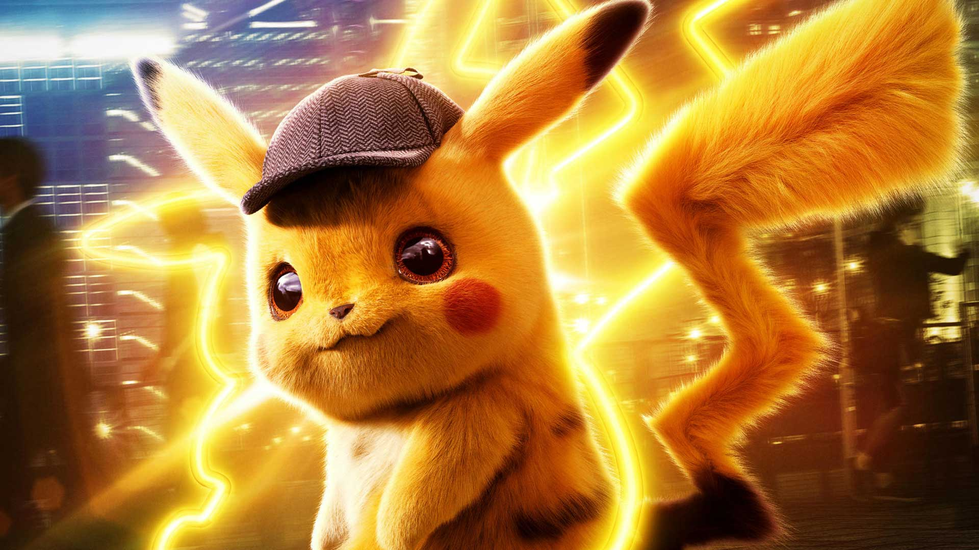 pokemon detective pikachu gameplay