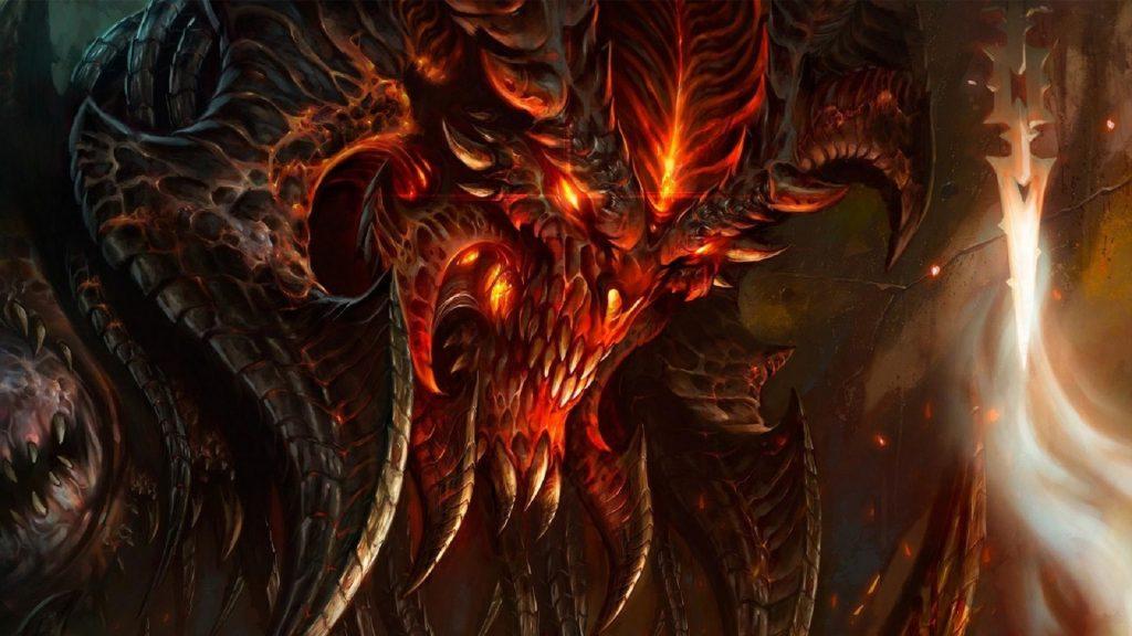 diablo 4 classes announcement art of diablo BlizzCon 2019 Blizzard Entertainment