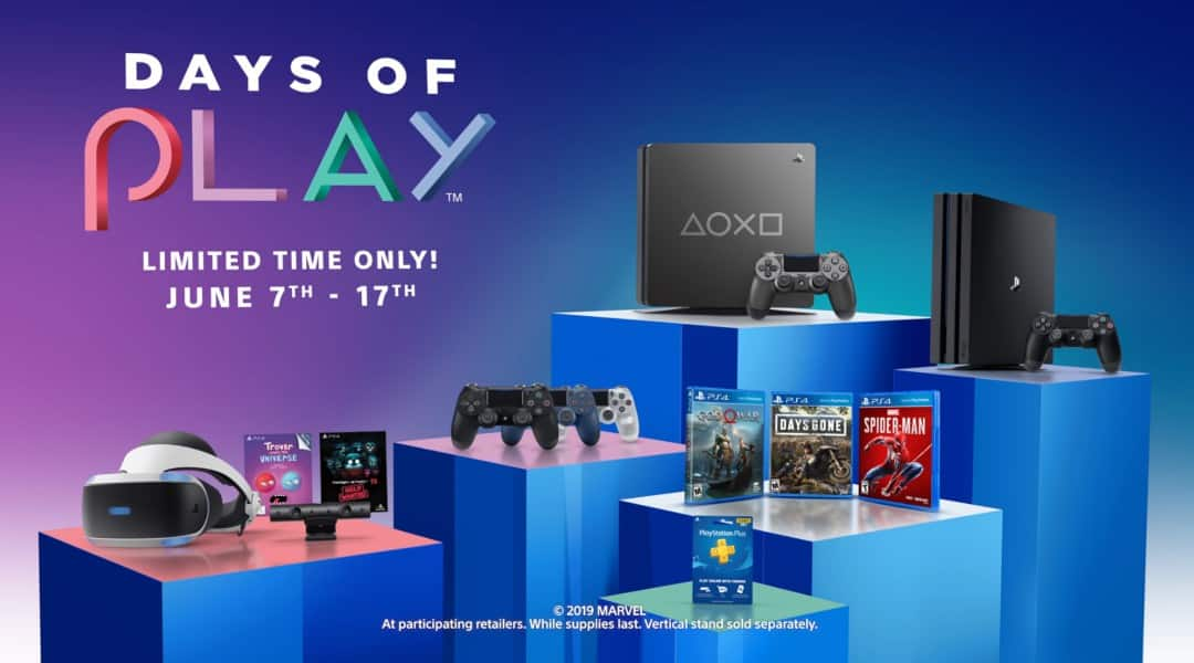 PlayStation Days of Play