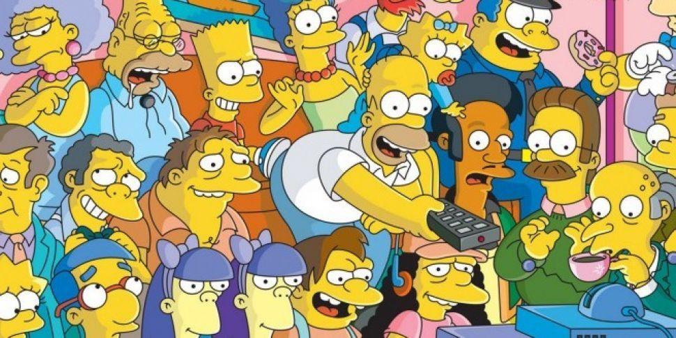 The Simpsons E3