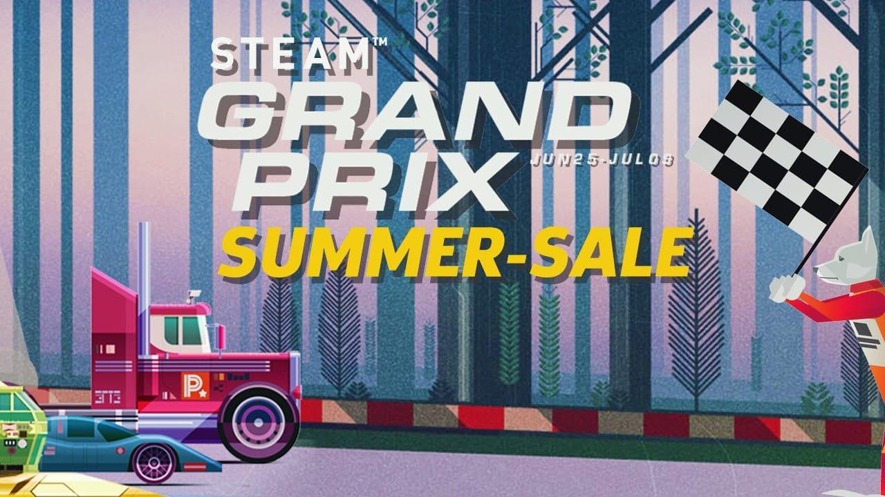 Steam Summer Sale deals