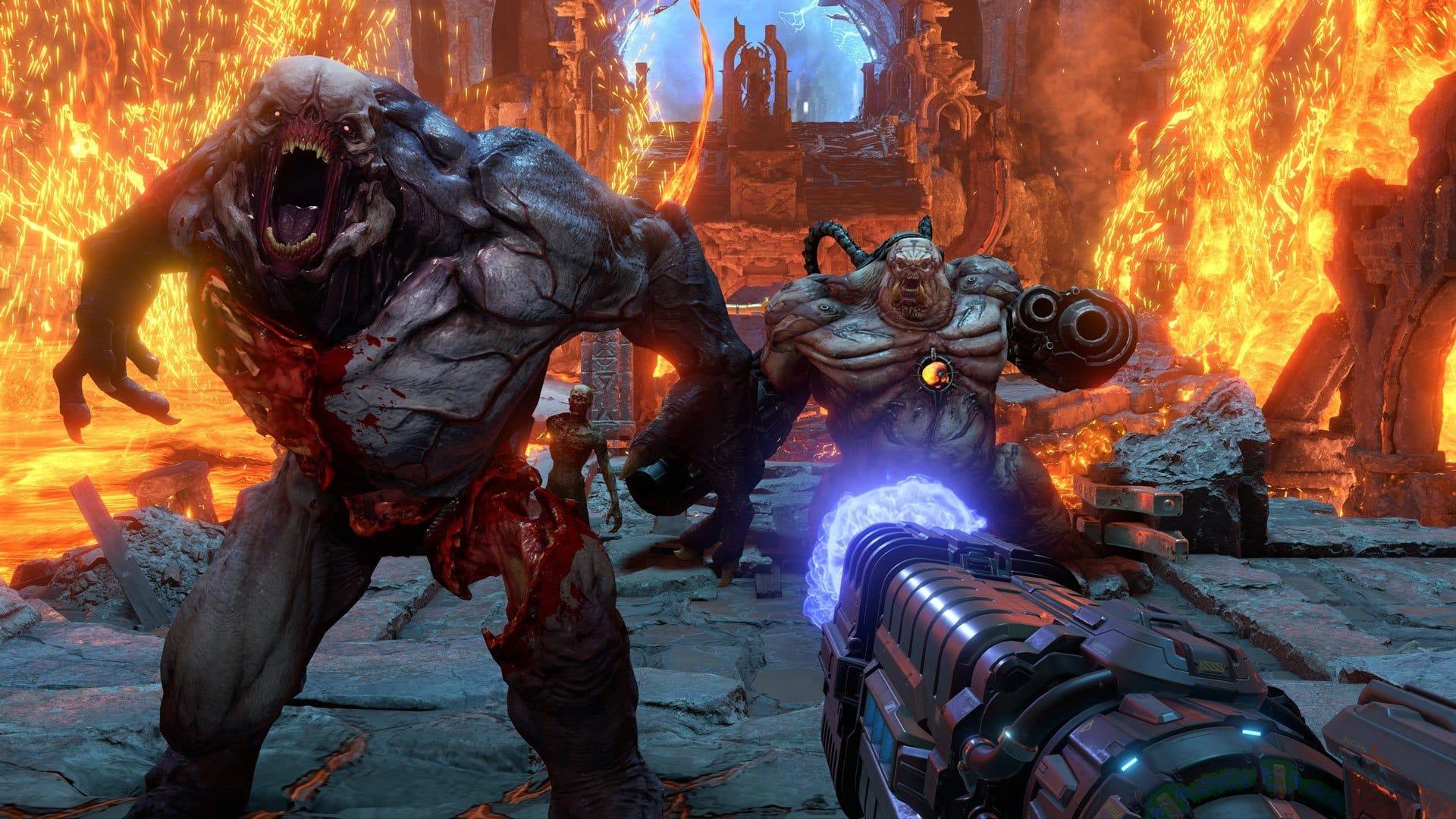 Doom eternal multiplayer