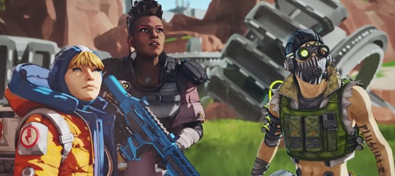 Apex Legends Crypto Spotted in The Game