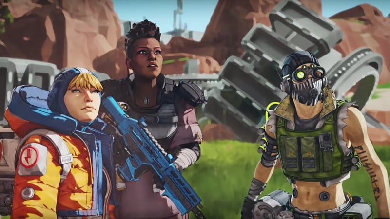 Apex Legends Crypto Respawn Entertainment Electronic Arts