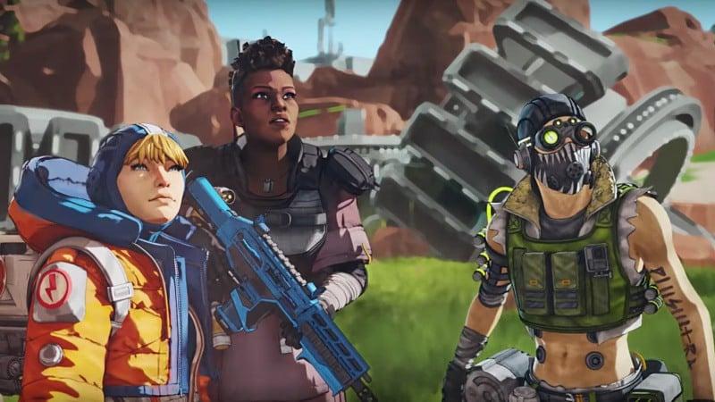 Apex Legends Crypto Respawn Entertainment Electronic Arts