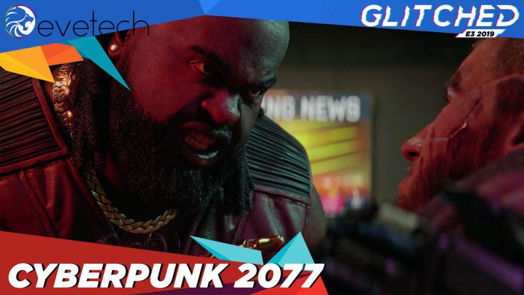 Cyberpunk 2077 story
