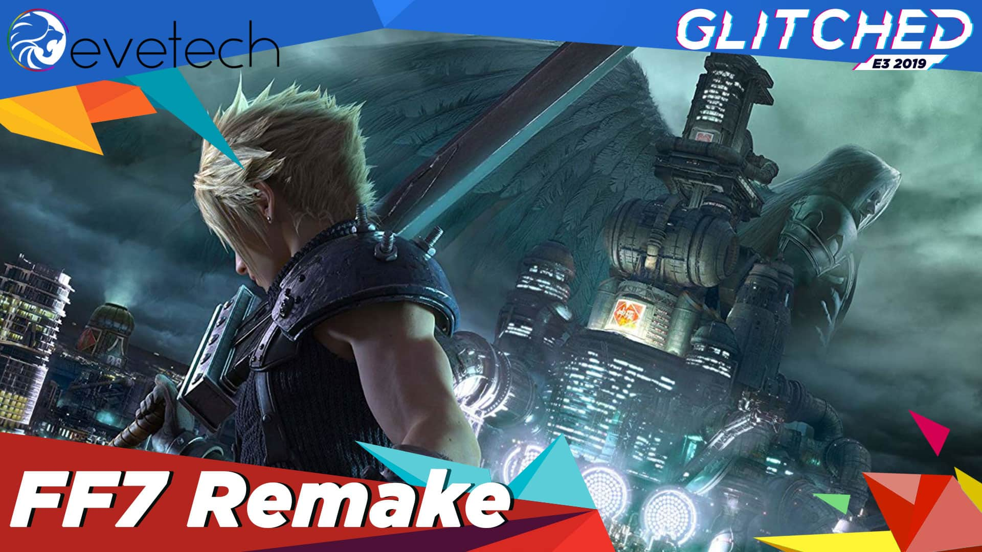 Final Fantasy 7 Remake Release Date