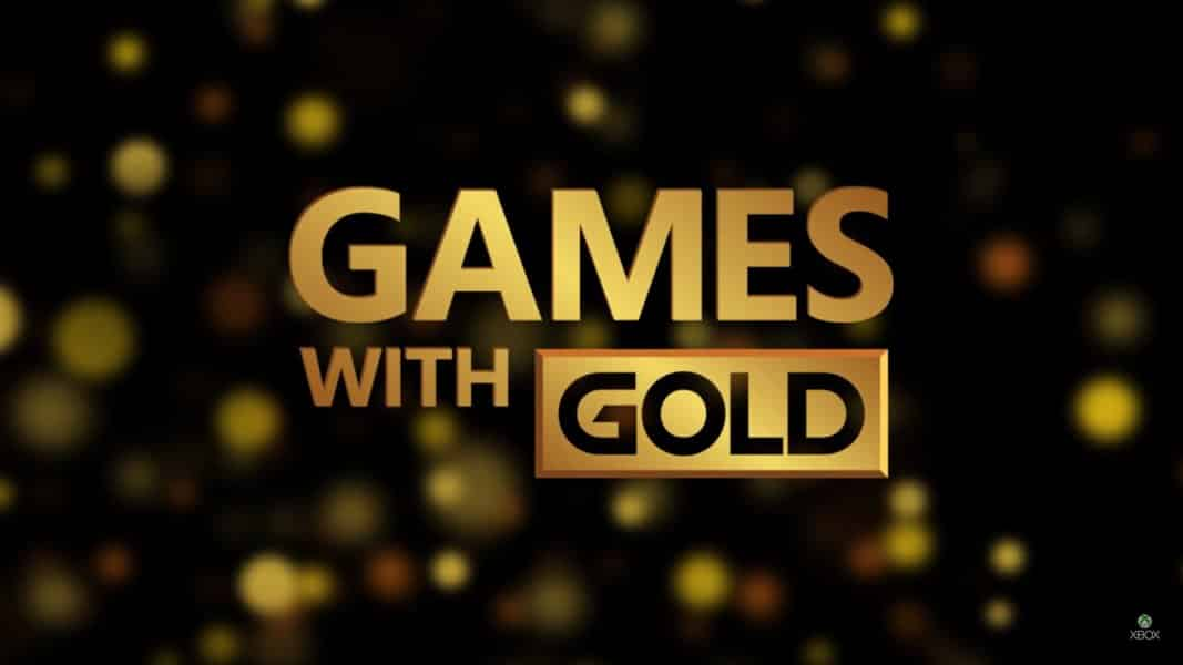Games with Gold August 2019