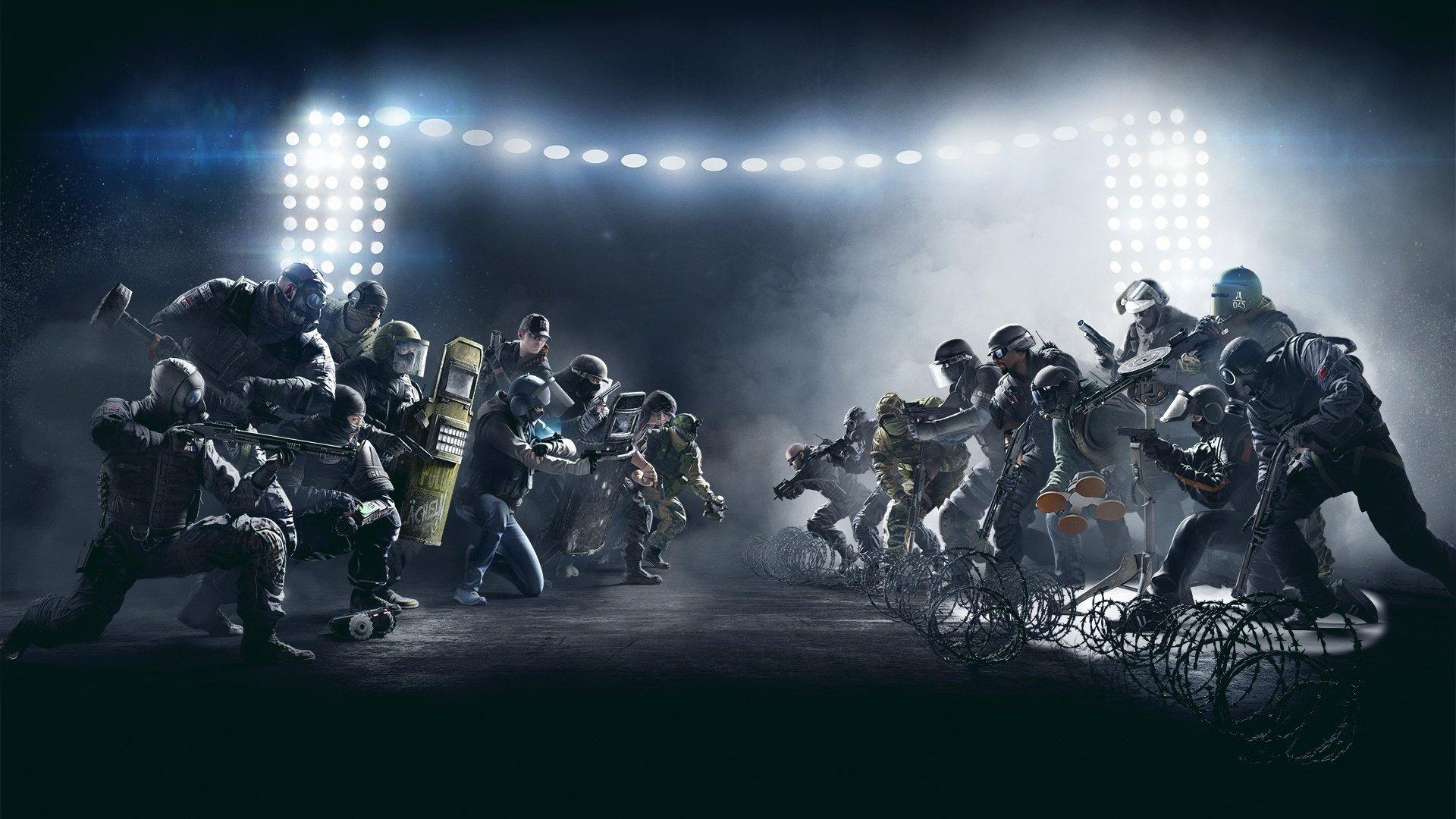 MSI Rainbow Six Siege Brawl Cup Mettlestate MSI PS5 Xbox Series X Next-gen Ubisoft