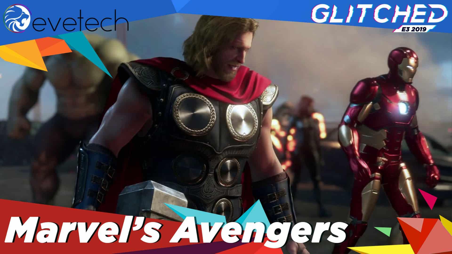 Marvel's Avengers release date