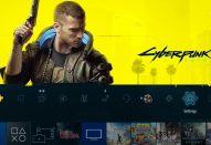 Cyberpunk 2077 PS4 Theme