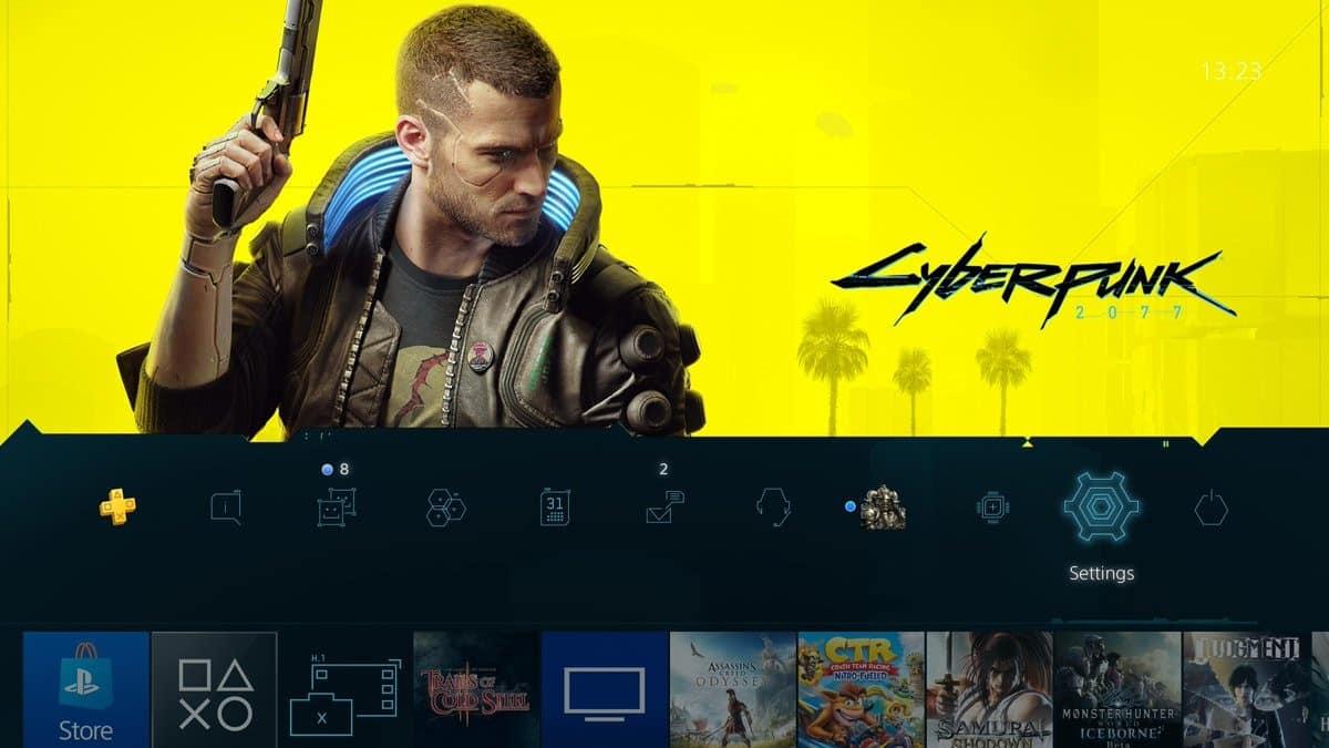 Cyberpunk 2077 Refunds Sony PS4 Theme