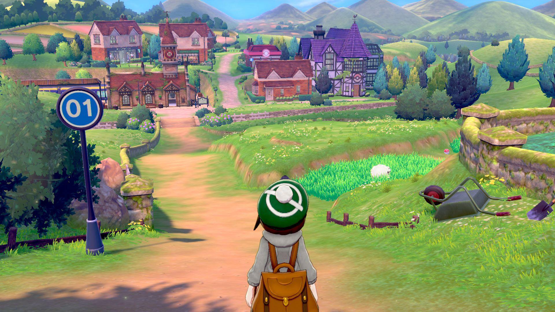 Pokemon Sword Release Date
