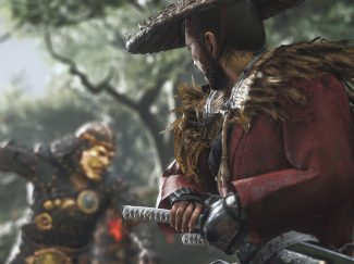 Ghost of Tsushima trailer sucker punch sony state of play ps4 exclusive