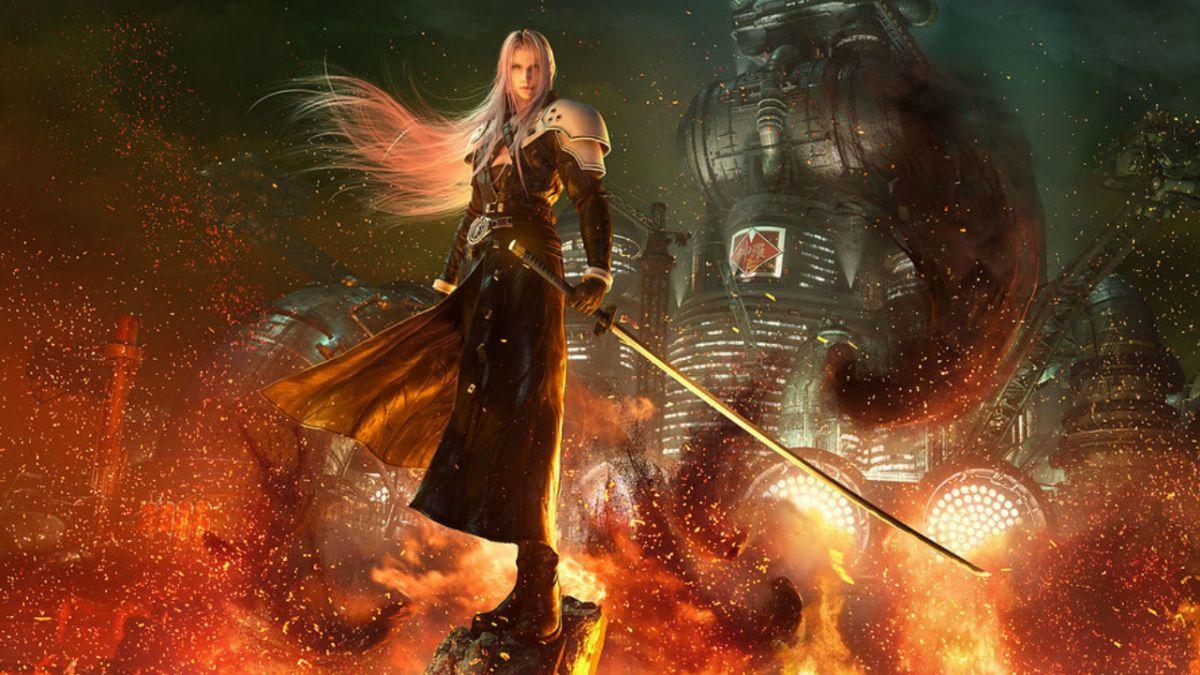 Final Fantasy 7 Remake PS5