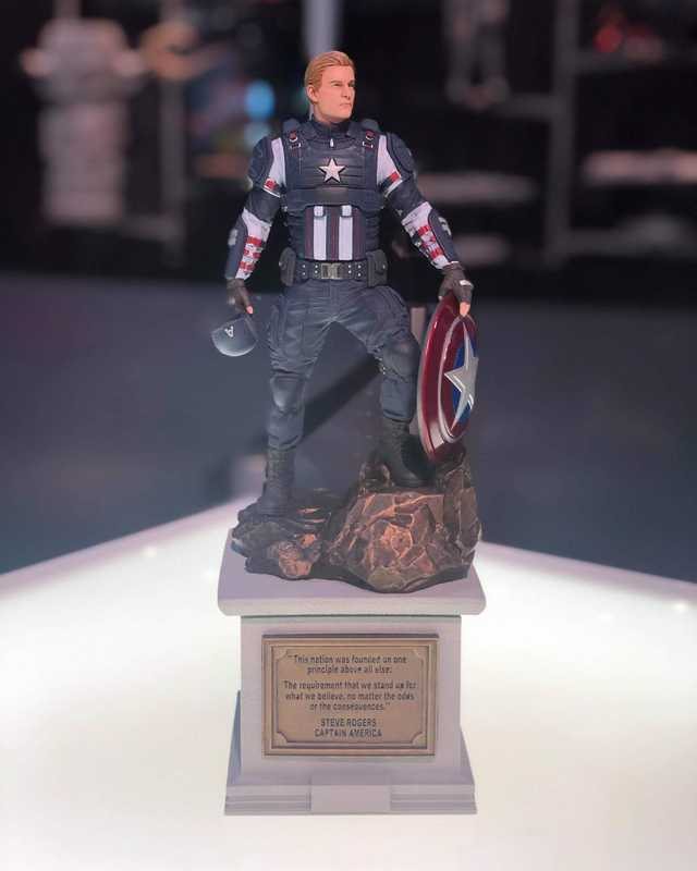 Avengers game collectors edition