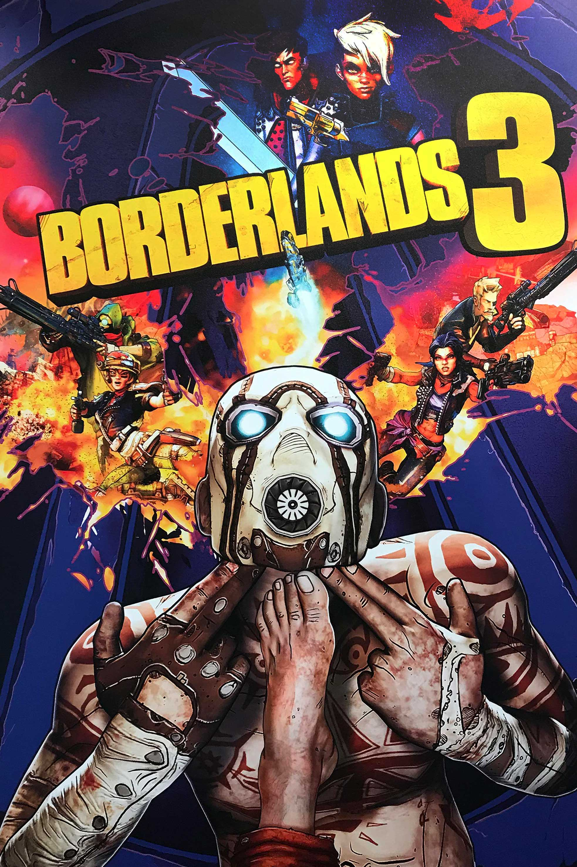 Borderlands 3 Gifting