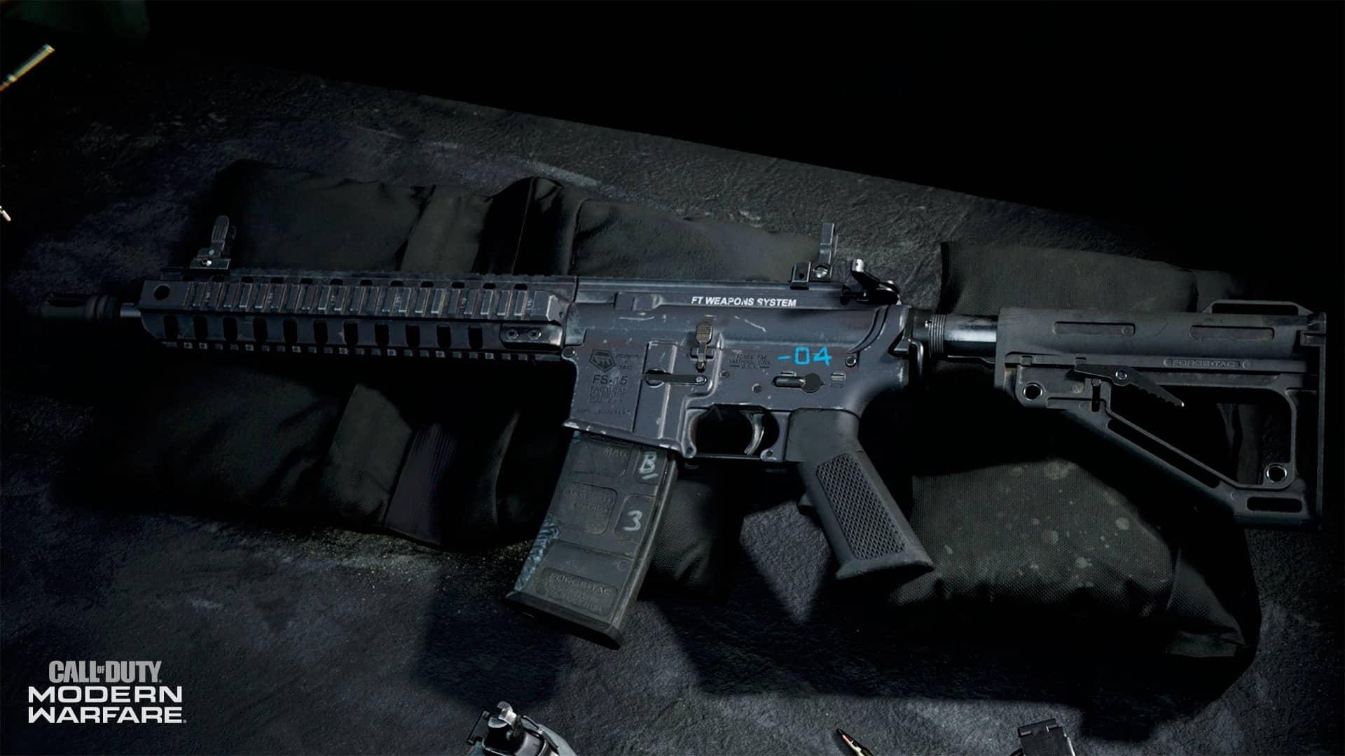 Call of Duty: Modern Warfare Gunsmith