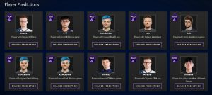 TI 2019 Main Event Players