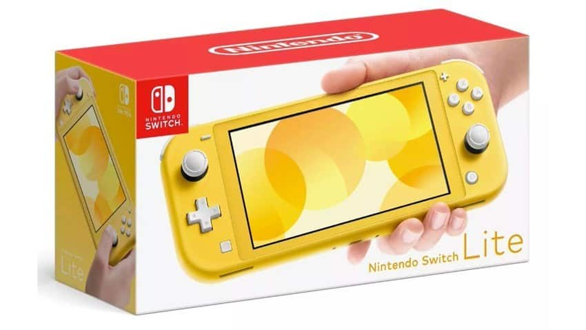 Nintendo Switch Lite South African Pricing Incredible Connection Gaming Sale